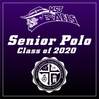 40795 - Mount Saint Joseph HS Senior Polo