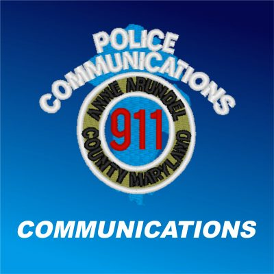 49524 - AA County Police Communications