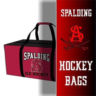 49673 - Archbishop Spalding HS Ice Hockey Bags